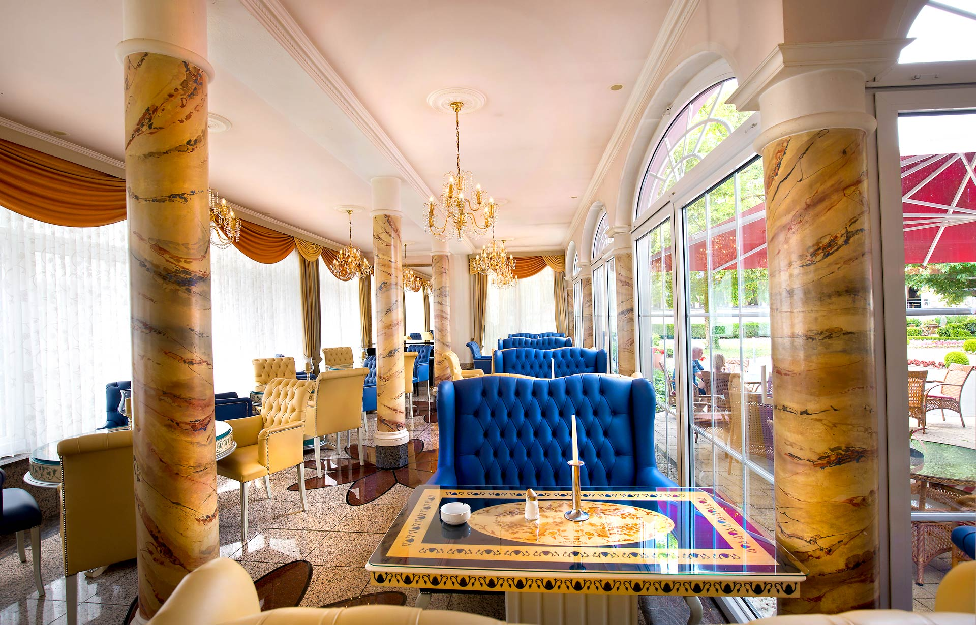 Hotel Furstenhof Bad Bertrich Arrangements