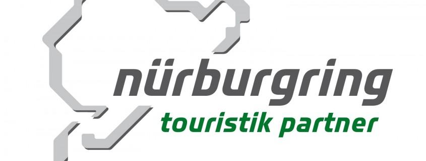 Logo nürburgring touristik partner