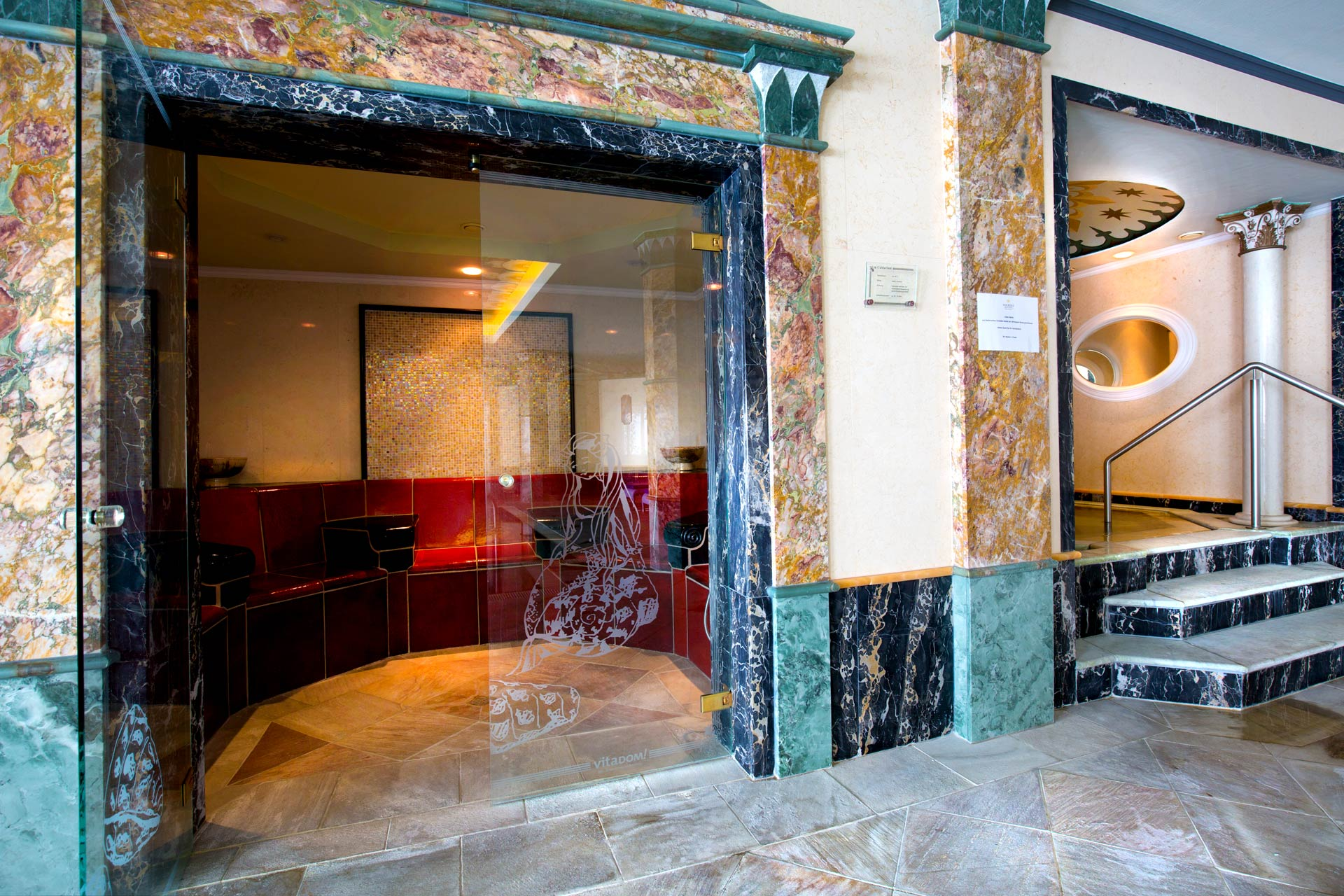 Wellness & Spa - Häcker´s Grandhotel Bad Ems